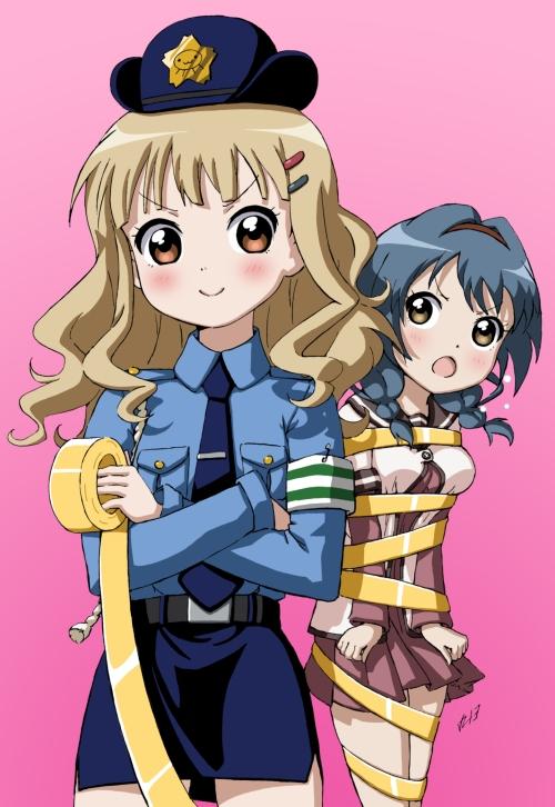 Officer-Sakurako