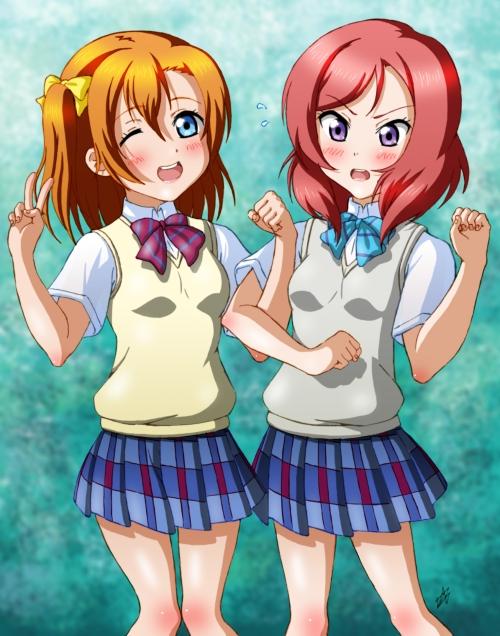 Honoka-&-Maki