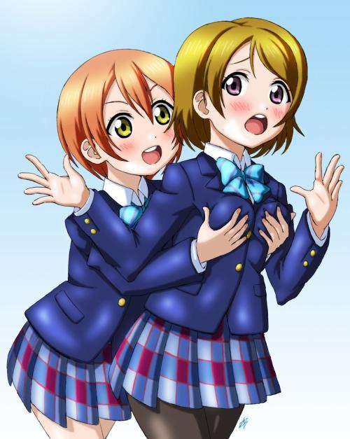 Rin-&-Hanayo