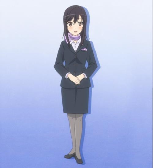 cabin-attendant-Hotaru