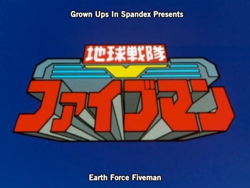 Fiveman title
